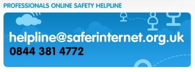 Safer Internet Helpline